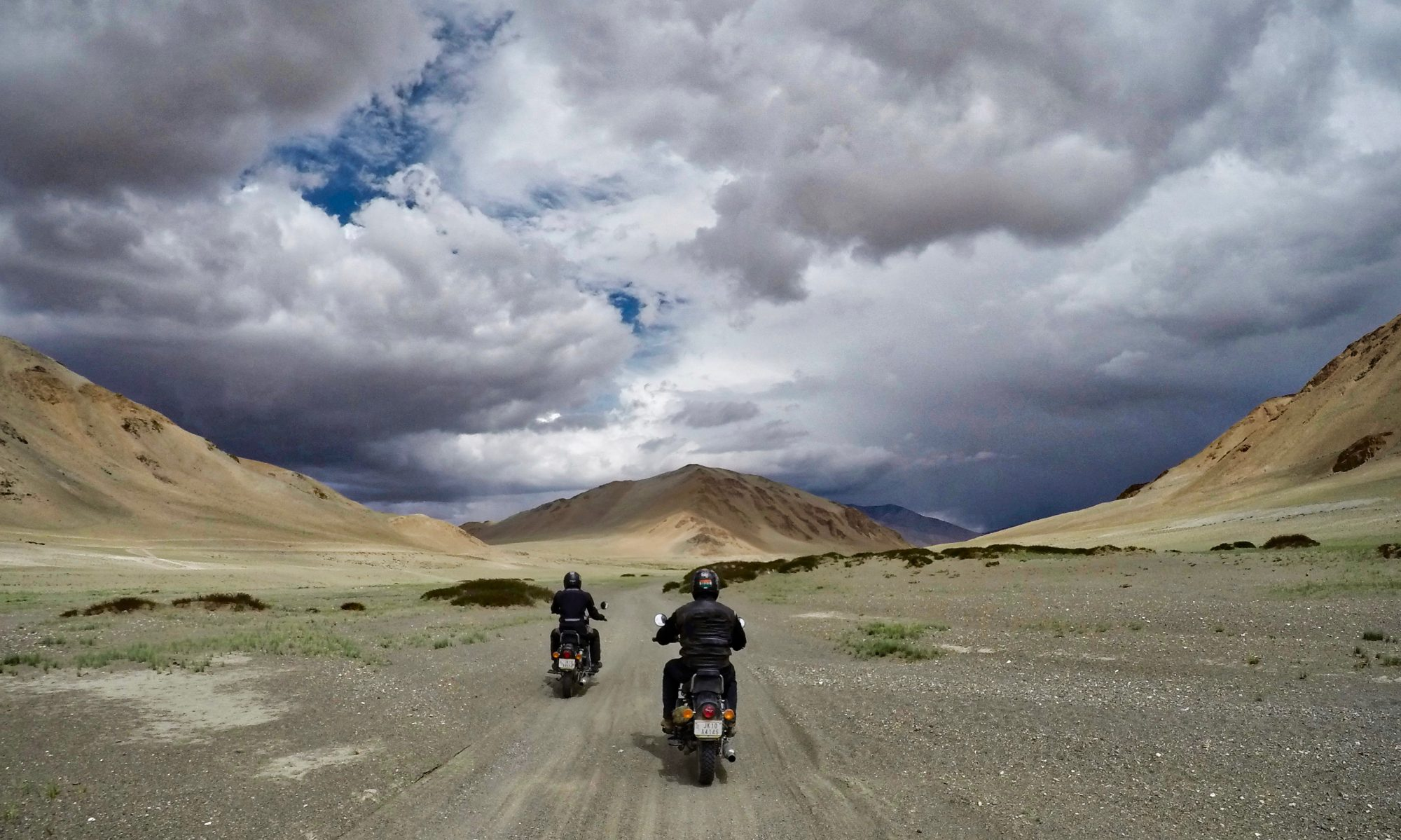 Two Wheeled Expeditions - Ride India Coming Soon!